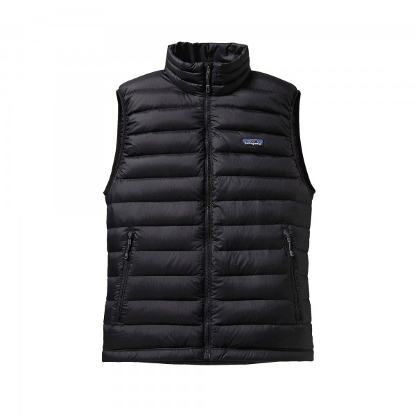 Patagonia Down Sweater Vest (Black)