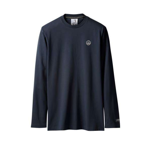adidas Originals x SPEZIAL Long Sleeve T-Shirt (Night Navy)