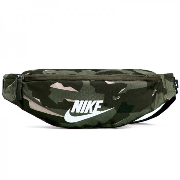 Nike Heritage Hip Pack (Cargo Khaki/Black/White)