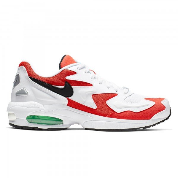 super popular 7c6bf 9b20c Nike Air Max2 Light  Habanero Red