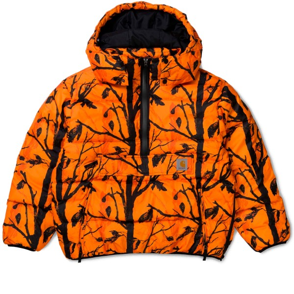 Carhartt Jones Pullover Jacket (Orange Camo Tree)