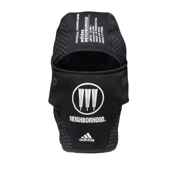 adidas by NEIGHBORHOOD Balaclava 'Run City Pack' (Black)