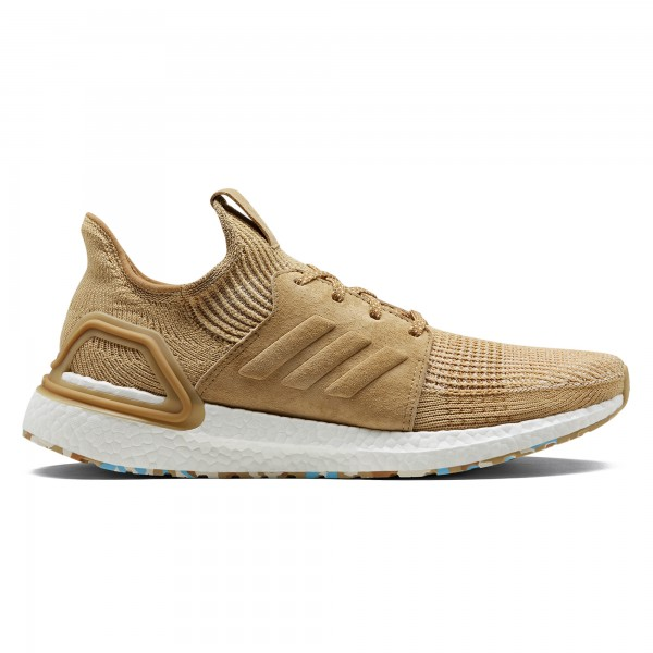adidas by Universal Works UltraBOOST 19 'Run City Pack' (Raw Sand/Mesa/Chalk White)