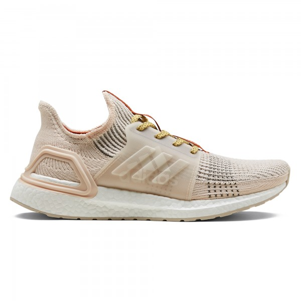 adidas by Wood Wood UltraBOOST 19 'Run City Pack' (Linen/Fox Red/clear Brown)