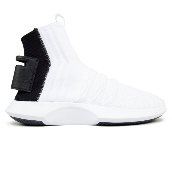 adidas Crazy 1 Sock ADV Primeknit (Footwear White/Core Black/HI-RES Red)