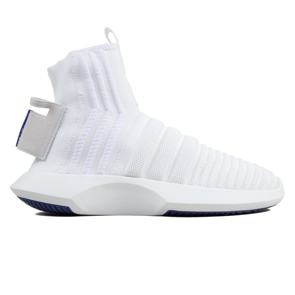 adidas Crazy 1 Sock ADV Primeknit (Footwear White/Footwear White/Real Purple)