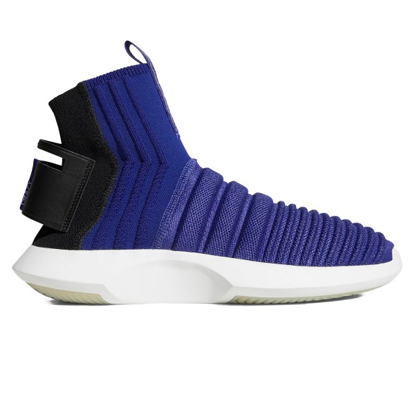 adidas Crazy 1 Sock ADV Primeknit 'Real Purple' (Real Purple/Real Purple/Core Black)