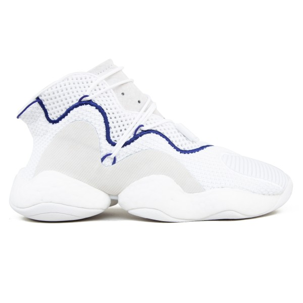 adidas Crazy BYW (Footwear White/Footwear White/Real Purple)