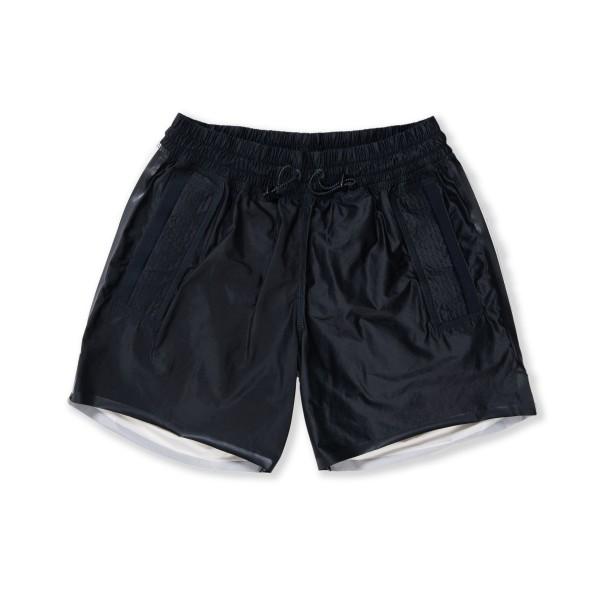 adidas Day One 'Running Pack' Running Shorts (Black/Peyote)