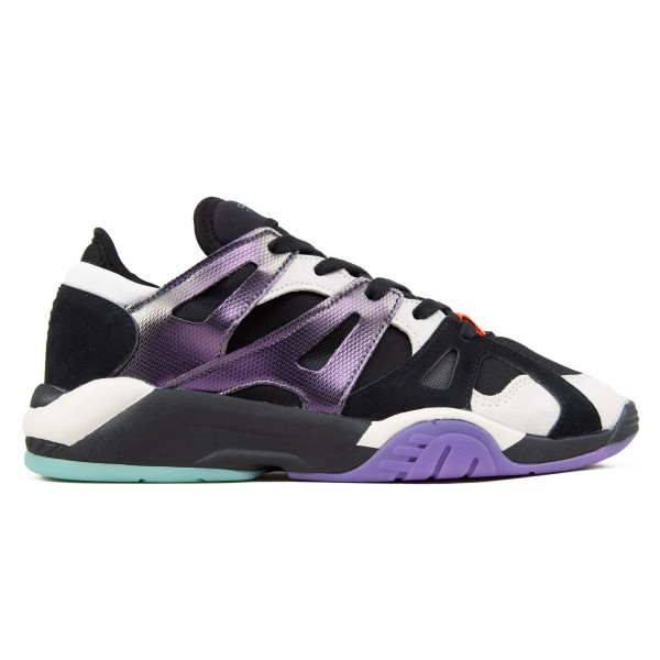 adidas Dimension Lo 'Console' (Core Black/Raw White/Active Purple)