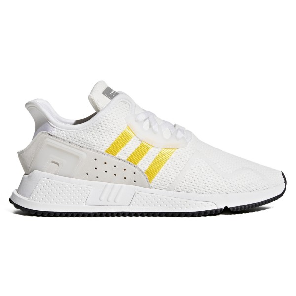 adidas EQT Cushion ADV 'Sunny Yellow' (Footwear White/EQT Yellow/Silver Metallic)
