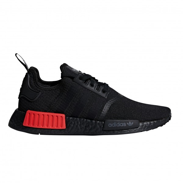 adidas Originals NMD_R1 (Core Black/Core Black/Lush Red)