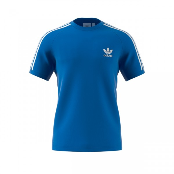 adidas Originals 3-Stripes T-shirt (Bluebird)