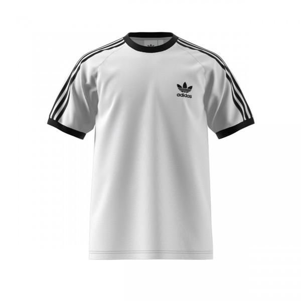 adidas Originals 3-Stripes T-shirt (White)