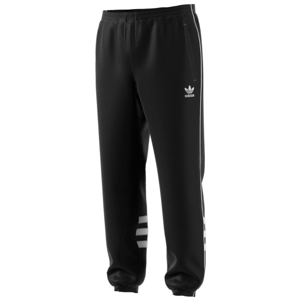 adidas Originals Authentic Sweatpants (Black/White)