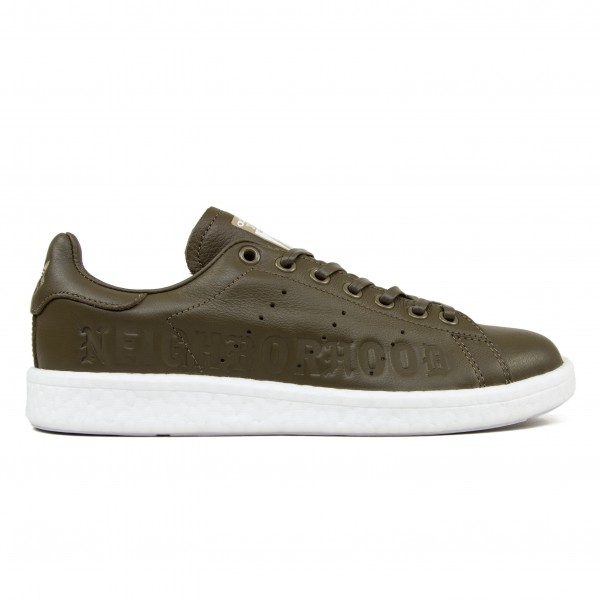 adidas Originals by NEIGHBORHOOD Stan Smith Boost (Supplier Colour/Supplier Colour/Footwear White)