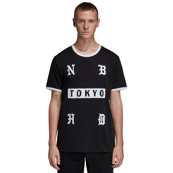 adidas Originals by NEIGHBORHOOD T-Shirt (Black)
