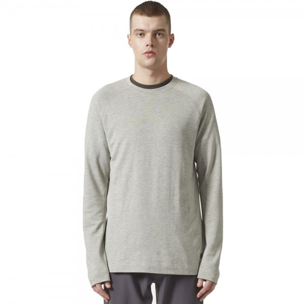 adidas Originals by wings+horns Long Sleeve T-Shirt (Sesame)