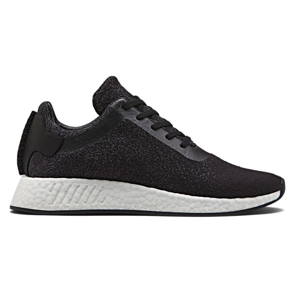 adidas Originals by wings+horns NMD_R2 Primeknit (Core Black/Utility Black/Grey Five)