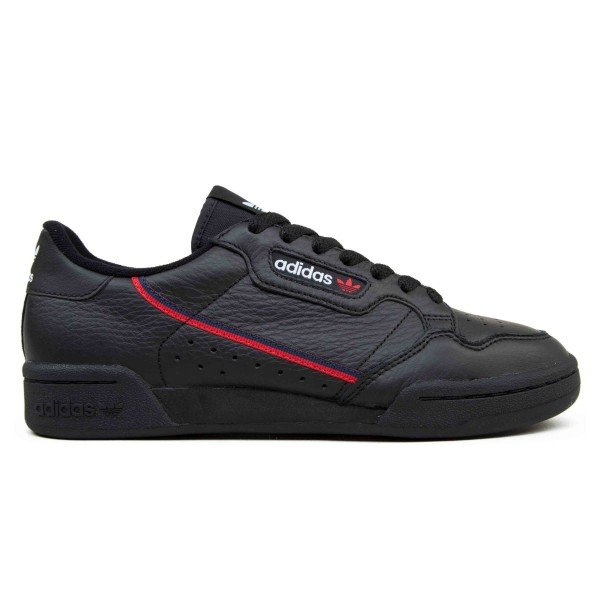 adidas Originals Continental 80 'Yung Series' (Core Black/Scarlet/Collegiate Navy)