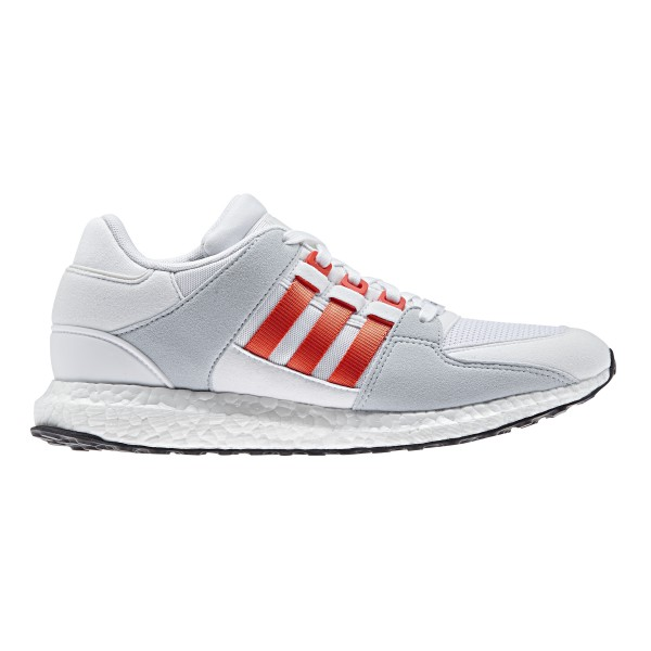 adidas Originals EQT Support Ultra (Footwear White/Bold Orange/Clear Grey)