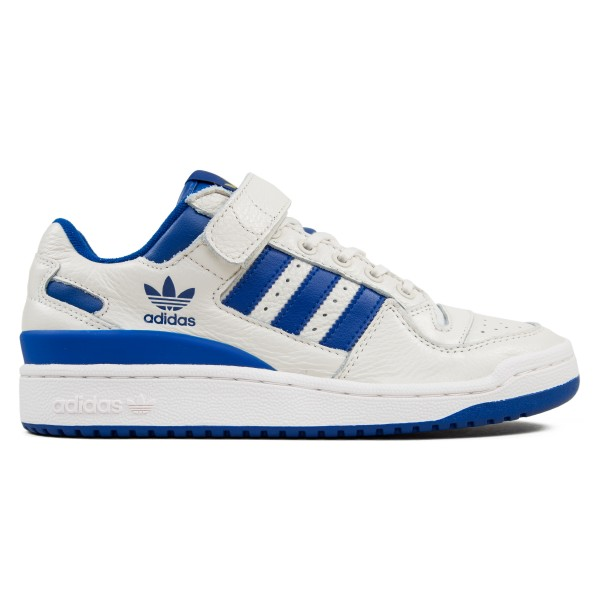 adidas Originals Forum Low (Chalk White/Collegiate Royal/Gold Metallic)