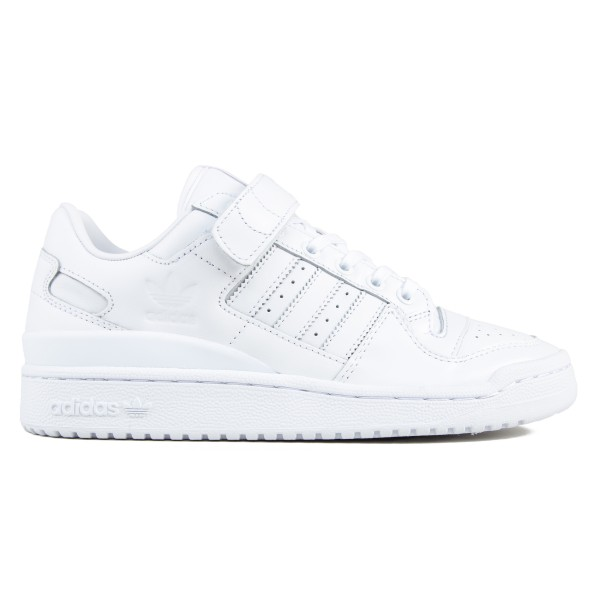 adidas Originals Forum Low Refine (Footwear White/Footwear White/Core Black)