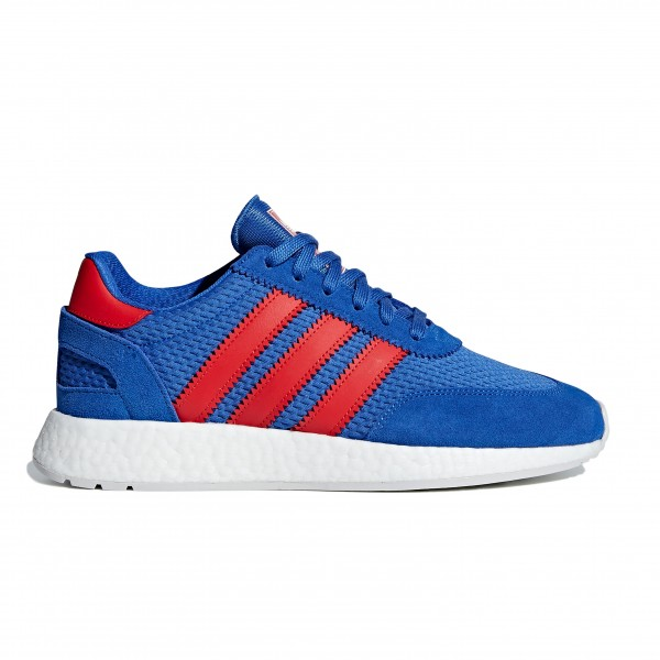 adidas Originals I-5923 (Hi-Res Blue/Red/Grey One F1)