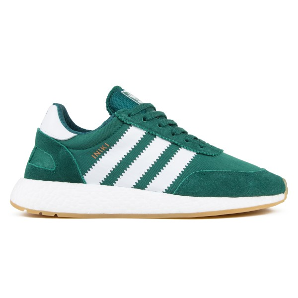 adidas Originals Iniki Runner (Collegiate Green/Footwear White/Gum)