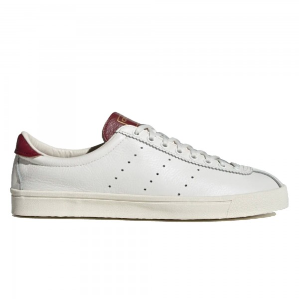 adidas Originals Lacombe (Cloud White/Collegiate Burgundy/Cream White)