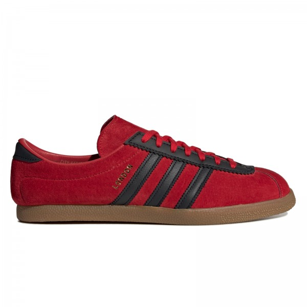 adidas Originals London 'City Series' (Scarlet/Core Black/Gold Metallic)