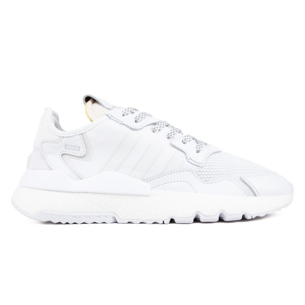 adidas Originals Nite Jogger 'Triple White' (Footwear White/Crystal White/Crystal White)