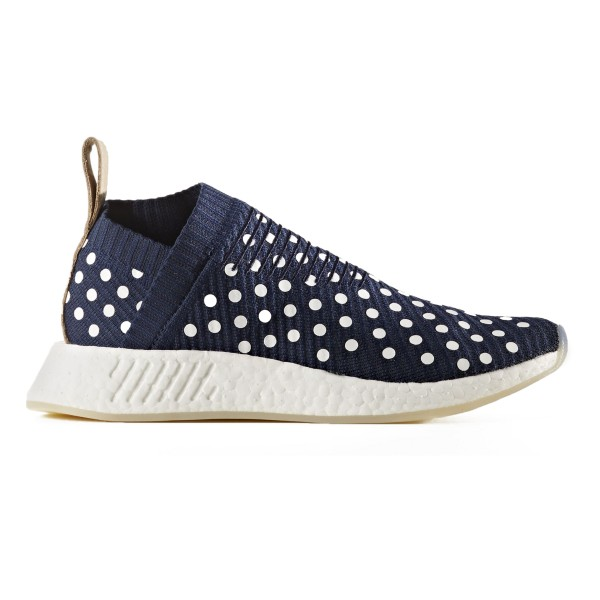 adidas Originals NMD_CS2 Primeknit W 'Ronin Pack' (Collegiate Navy/Collegiate Navy/Footwear White)