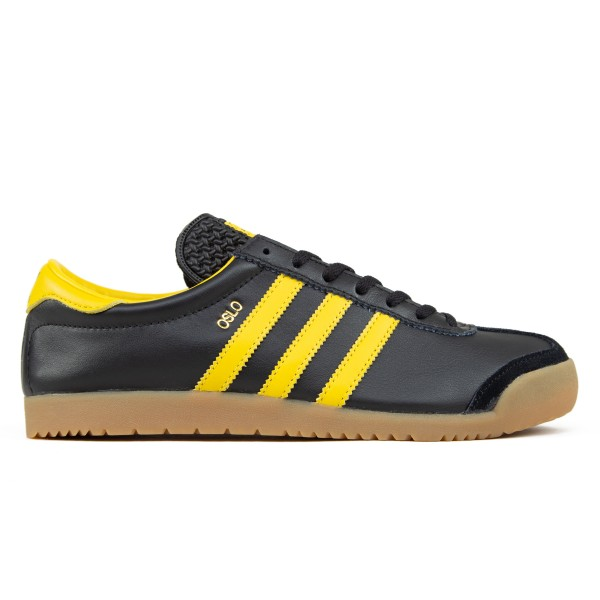adidas Originals Oslo 'City Series' (Core Black/Tribe Yellow/Gum)