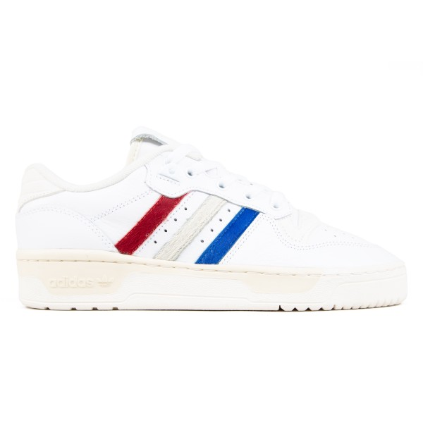 adidas Originals Rivalry Low (Footwear White/Cream White/Cloud White)
