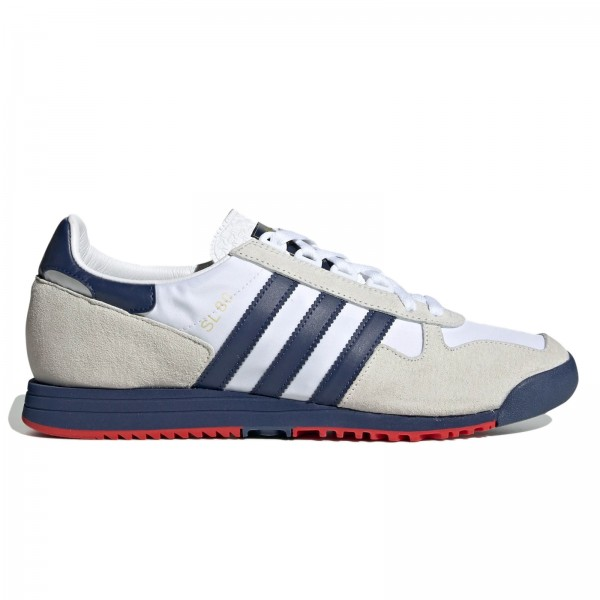 adidas Originals SL 80 (Cloud White/Tech Indigo/Orbit Grey)