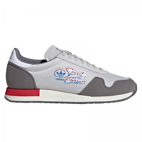 adidas Originals Spirit of the Games (Grey One/Grey Three/Simple Brown)