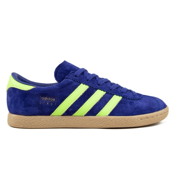 adidas Originals Stadt (Real Purple/Shock Yellow/Gold Metallic)