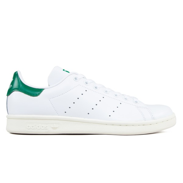 adidas Originals Stan Smith (Footwear White/Off White/Bold Green)