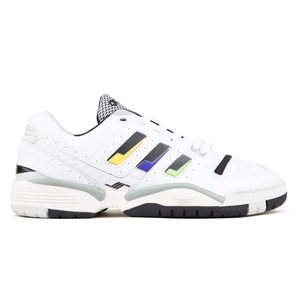 adidas Originals Torsion Comp (Footwear White/Core Black/Solar Yellow)
