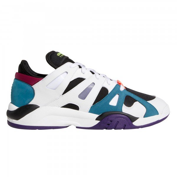 adidas Originals Torsion Dimension Low (Multi Colour/Core Black/Real Teal)