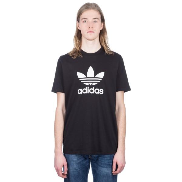 adidas Originals Trefoil T-Shirt (Black)