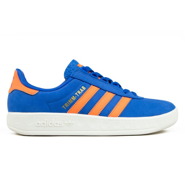 adidas Originals Trimm Trab (Blue/Hi-Res Coral/Cream White)