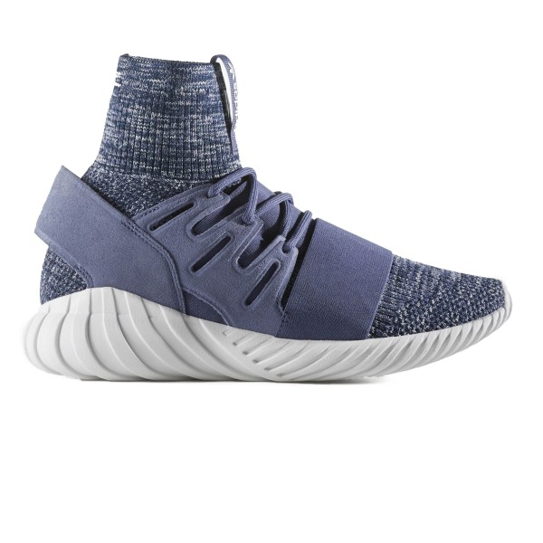 adidas Originals Tubular Doom Primeknit GID (Super Purple/Collegiate Navy/Vintage White)