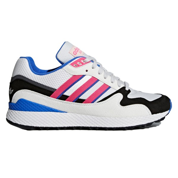 adidas Originals Ultra Tech (Crystal White/Shock Pink/Core Black)