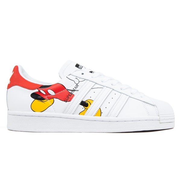 adidas Originals x Disney Superstar 'Mickey Mouse Collection' (Footwear White/Footwear White/Core Black)