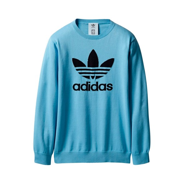 adidas Originals x have a good time Summer Knit (Clear Blue)