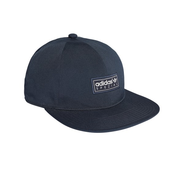 adidas Originals x SPEZIAL Box Logo Cap (Night Navy)