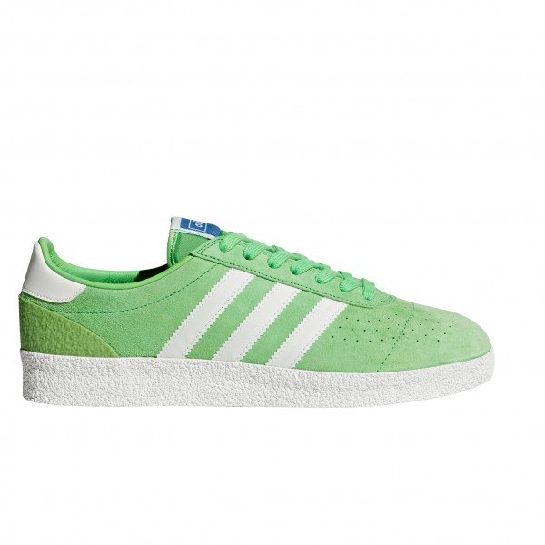 adidas Originals x SPEZIAL Munchen Super SPZL (Intense Green/Off White/Off White)