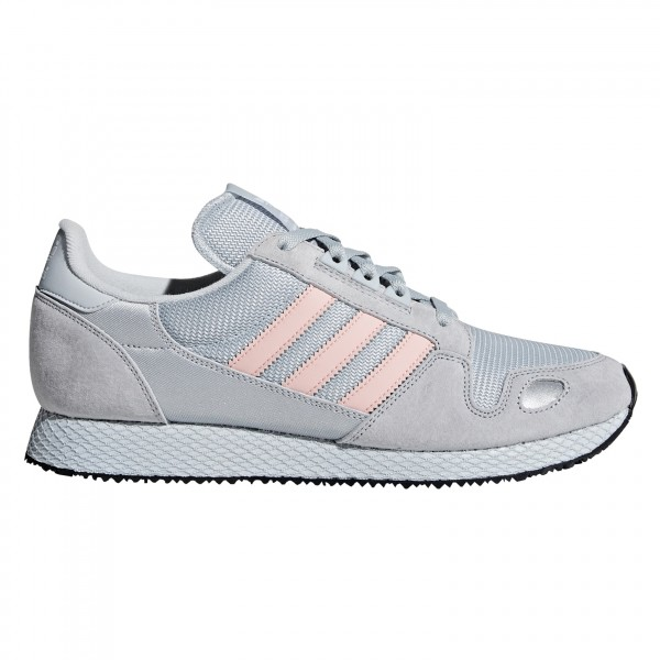 adidas Originals x SPEZIAL ZX 452 SPZL (Clear Grey/Haze Coral/Clear Onix)